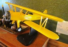 Lots of Model Airplanes (cast metal)