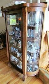 Antique Oak Cabinet
