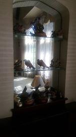 Decorative Birds Many by Gorham