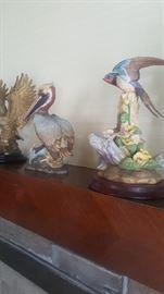 Gorham Decorative Birds