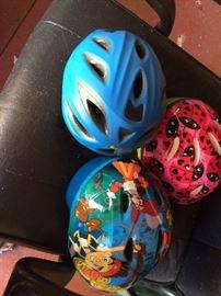 Toddler bike helmets