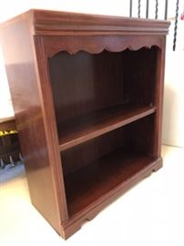 Small Bookcase.