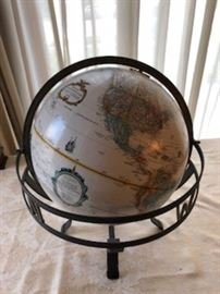 Decorative Globe.