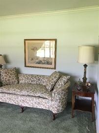 Miller custom sofa