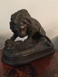 Barye Bronze