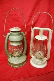 Old Lanterns