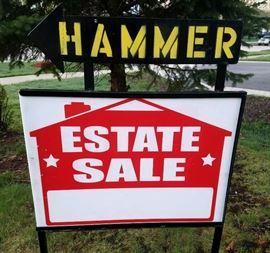 Hammer Sign