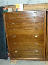 Vintage 7-Drawer Chest
