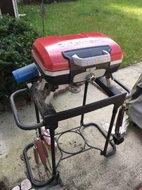 Cuisanart propane grill
