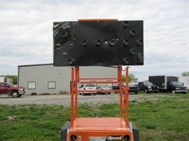 Arrow Warning Board, 15Lamp, Eclipse AB 2200 AL ...