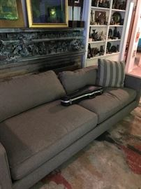 Long Gray couch!