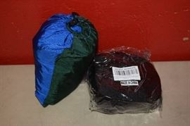 Parachute Hammock and Premium Hammock Strap Set