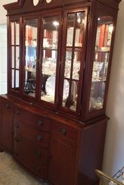 This wonderful cabinet is in great condition and could become a family piece for you.
