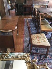 HV Estate. Rugs, Mirrors, Furniture, Fireplace Screens and Andirons, and more.