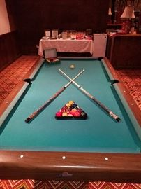 ATI Pool Table