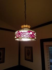 Coca Cola Lounge Lamp