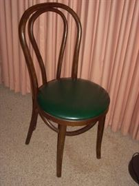one of two chairs