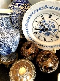 Clocks and Urns...