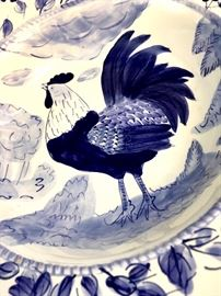 Rooster Bowls...