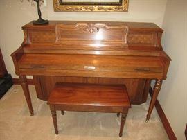 Baldwin upright piano model #1078936