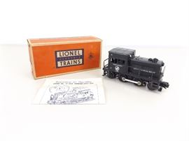 Vintage Lionel Trains No. 41 Army Diesel Switcher