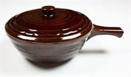 MARCREST OVEN PROOF STONEWARE HANDLED CASSEROL DISH WITH LID 26 99 ON EBAY