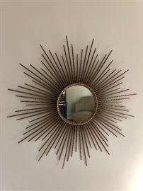 Solei Sunburst mirror