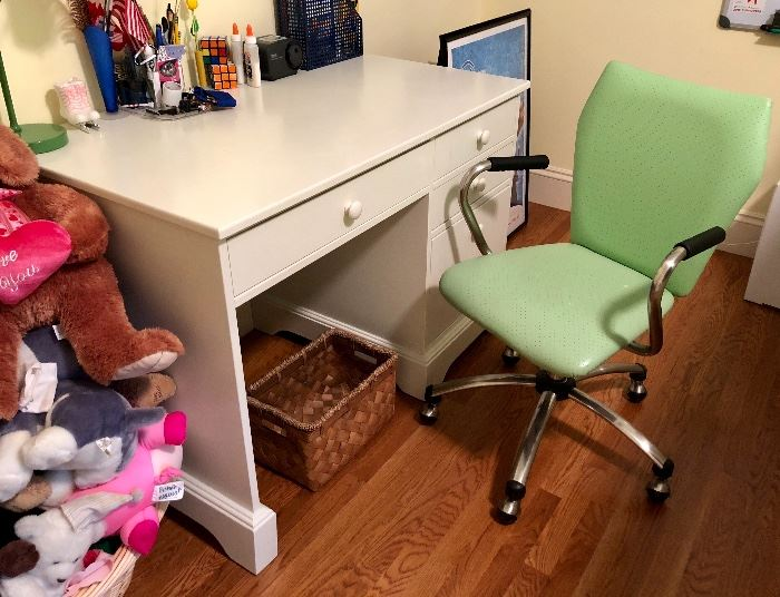 PB Teens desk and chair