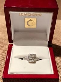 Diamond ring from Cook Diamonds