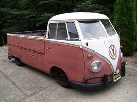 1959 VW Single Cab
