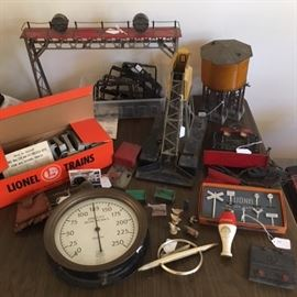 Lionel Trains and Industrial Guages
