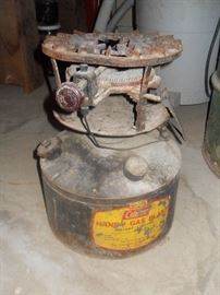 Early  1940's Coleman burner