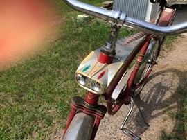 Vintage AMF Roadmaster Bicycle