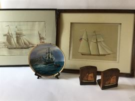 Boat Lovers Decor    http://www.ctonlineauctions.com/detail.asp?id=738867