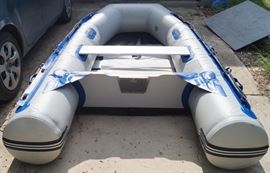 Sea Eagle 9.2 Sport Runabout in fantastic condition!