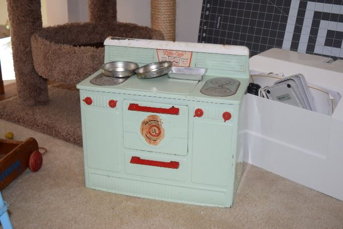 Little Lady oven