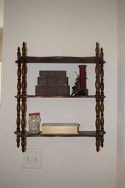Wall Shelf Unit & Home Decor