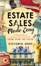 Start your own business!  Or...learn the in's and out's before you hire an estate sale company.  All the best!  At all fine booksellers.