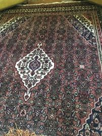 antique 9x12 Persian rug