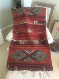 Native American Southwestern Navajo Rugs