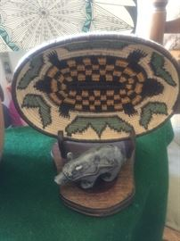 Native American Southwest Baskets Collectibles