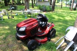 Craftsman Riding Lawn Mower