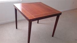 Vintage Castlewood card table