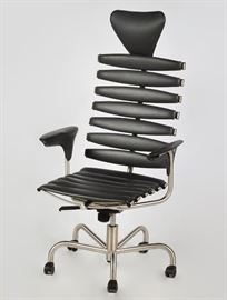deSede Skelaton Desk Chair