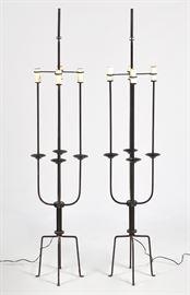 Tommi Parzinger Floor Lamps