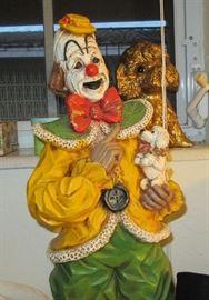 michelle clown