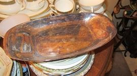 michelle silver plate
