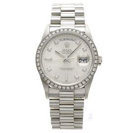 Rolex Mens Platinum Presidential