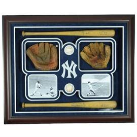 Sports Memorabilia Collection