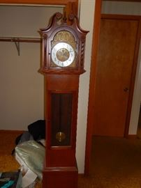 Herschede grandmother clock
